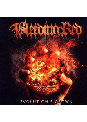 Bleeding Red - Evolution's Crown (Music CD)