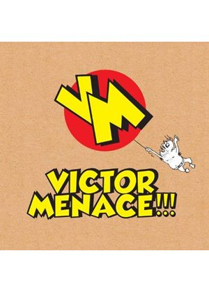 Victor Menace - Victor Menace (Music CD)