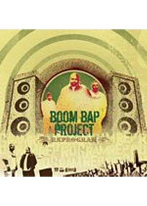 Boom Bap Project - Repogram (Music CD)