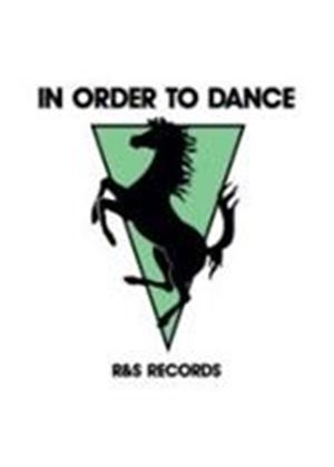 Various Artists - In Order To Dance (Music CD)