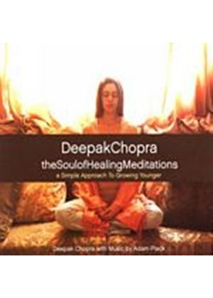Deepak Chopra - The Soul Of Healing Meditations [European Import] (Music CD)