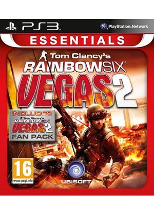 Tom Clancy's Rainbow Six Vegas 2 Complete Edition - Essentials (PS3)