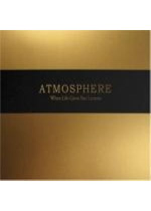 Atmosphere - When Life Gives You a Lemon You Paint That Shit Gold (Music CD)
