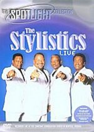 Stylistics Live (Live At The Convocation Center)(DVD)