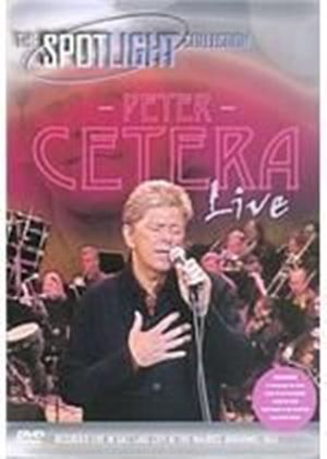 Peter Cetera Live (Live In Salt Lake City)
