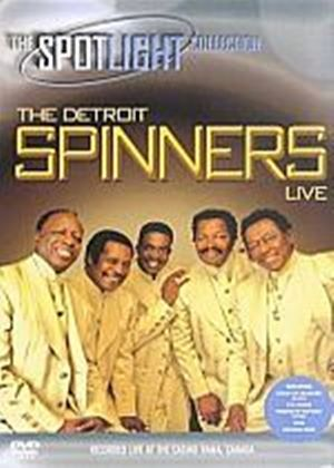 Detroit Spinner Live (Live At The Casino Rama)