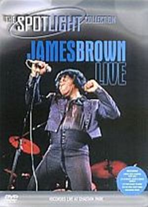James Brown Live (Live At Chastain Park)(DVD)