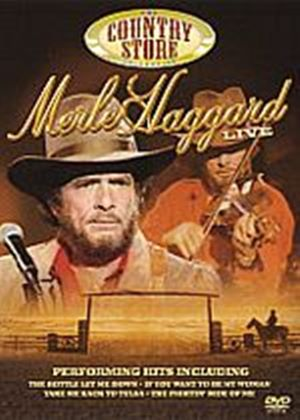 Country Store Collection - Merle Haggard Live