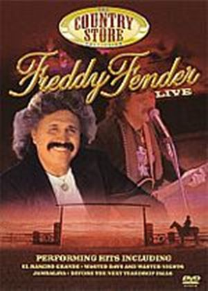 Country Store Collection - Freddie Fender Live