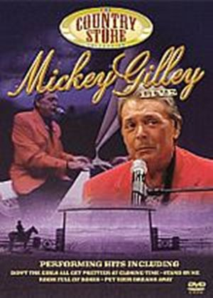 Country Store Collection - Mickey Gilley Live