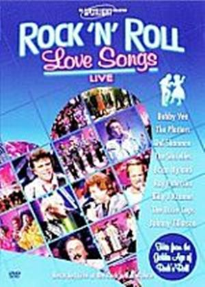 Rock n Roll Palace Presents - Rock n Roll Love Songs