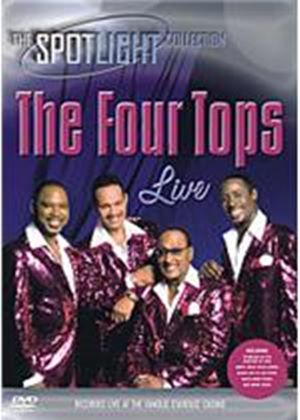 Four Tops - Live