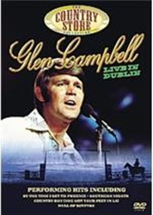 Glen Campbell - Live In Dublin