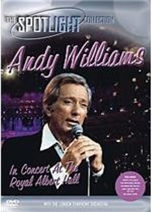 Andy Williams In Concert At The Royal Albert Hall