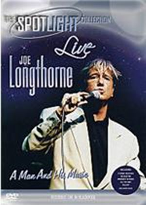 Joe Longthorne - Live - A Man And His Music