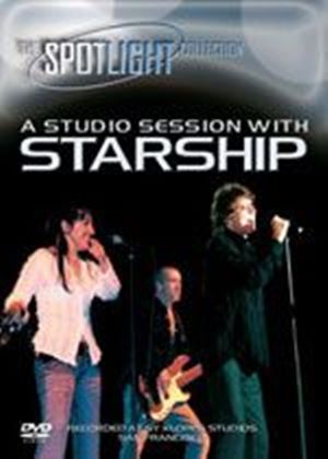 Starship - A Studio Session With