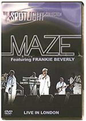 Maze Featuring Frankie Beverly - Live In London