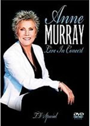 Anne Murray - Live In Concert