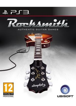 Rocksmith - includes Real Tone Cable (PS3)