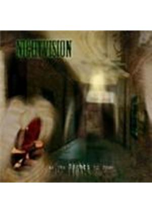 Nightvision - As The Lights Go Down (Music CD)