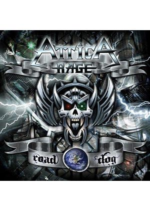 Attica Rage - Road Dog (Music CD)