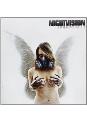 NightVision Records - Consequence of Sin (Music CD)