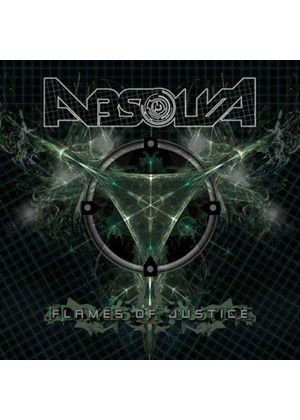 Absolva - Flames of Justice (Music CD)