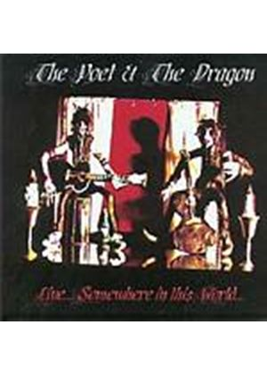 Tyla/Dregen - The Poet And The Dragon: Live (Music CD)
