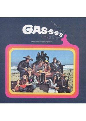 Soundtrack - Gas-s-s-s [Original Motion Picture Soundtrack] (Original Soundtrack) (Music CD)