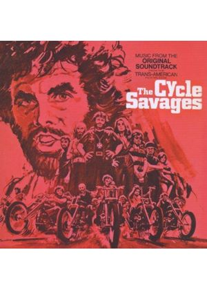 Soundtrack - Cycle Savages (Original Soundtrack) (Music CD)