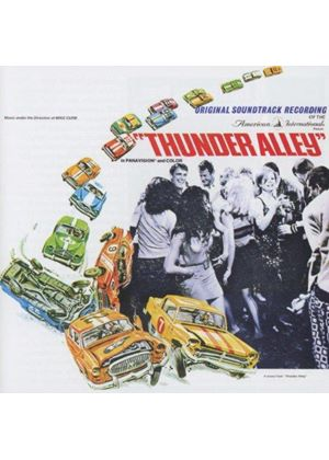 Various Artists - Thunder Alley [Original Motion Picture Soundtrack] (Original Soundtrack) (Music CD)