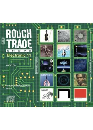 Various Artists - Rough Trade (Electronic 2011) (Music CD)