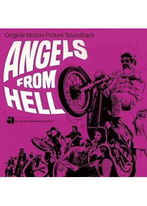 Various Artists - Angels From Hell (Original Soundtrack) (Music CD)