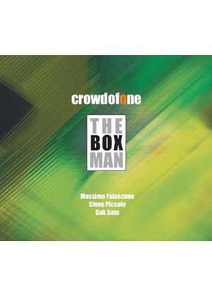 Crowd of One - Box Man (Music CD)