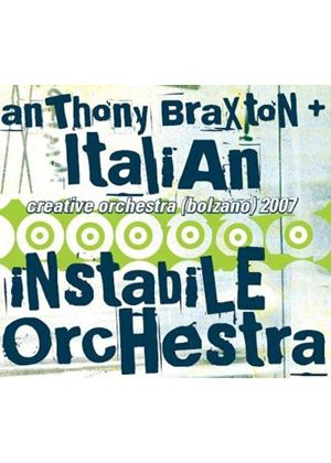 Anthony Braxton - Creative Orchestra (Bolzano 2007/Live Recording) (Music CD)