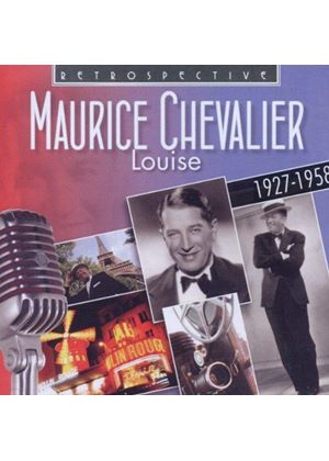 Maurice Chevalier - Louise (Music CD)