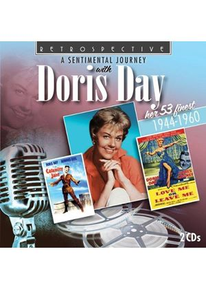 Doris Day - Sentimental Journey (Her 53 Finest) (Music CD)