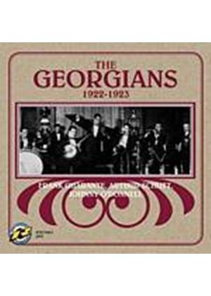 The Georgians - 1922-1923 (Music CD)
