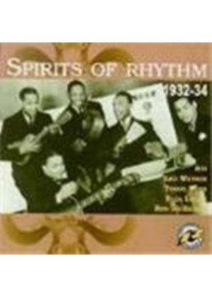 Spirit Of Rhythms - Spirits Of Rhythm 1932-1934