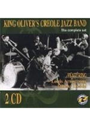 Joe 'King' Oliver & His Creole Jazz Band - King Oliver's Creole Jazz Band 1923-1924