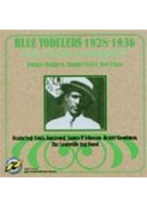 Various Artists - Blue Yodelers With Red Hot Accompanists