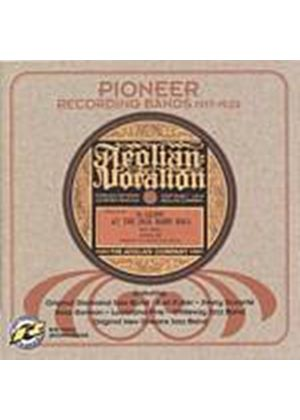 Various Artists - Pioneer Recording Bands 1917 - 1920 (Music CD)