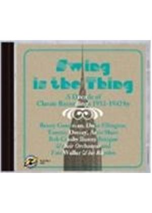 Various Artists - Swing Is The Thing