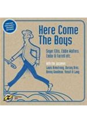Various Artists - Here Come The Boys 1925-1932 (Music CD)