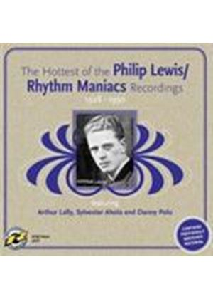 Rhythm Maniacs - Philip Lewis/Rhythm Maniacs Recordings 1928-1930 (Music CD)