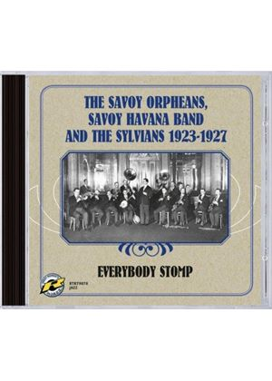 Savoy Havana Band (The) - Everybody Stomp (1923-1927) (Music CD)