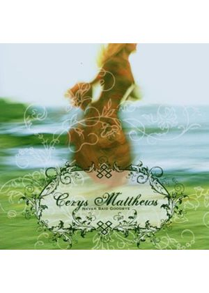 Cerys Matthews - Never Said Goodbye (Music CD)
