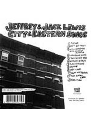 Jeffrey Lewis - City And Eastern Songs (Music CD)