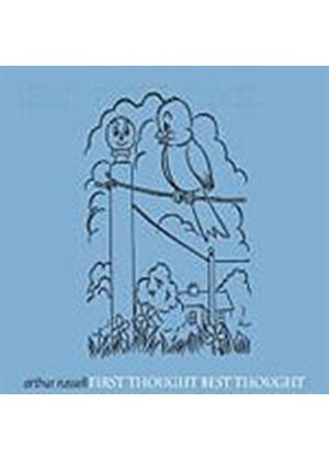 Arthur Russell - First Thought Best Thought (Music CD)