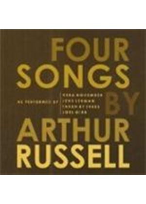 Various Artists - Four Songs By Arthur Russell (Music CD)